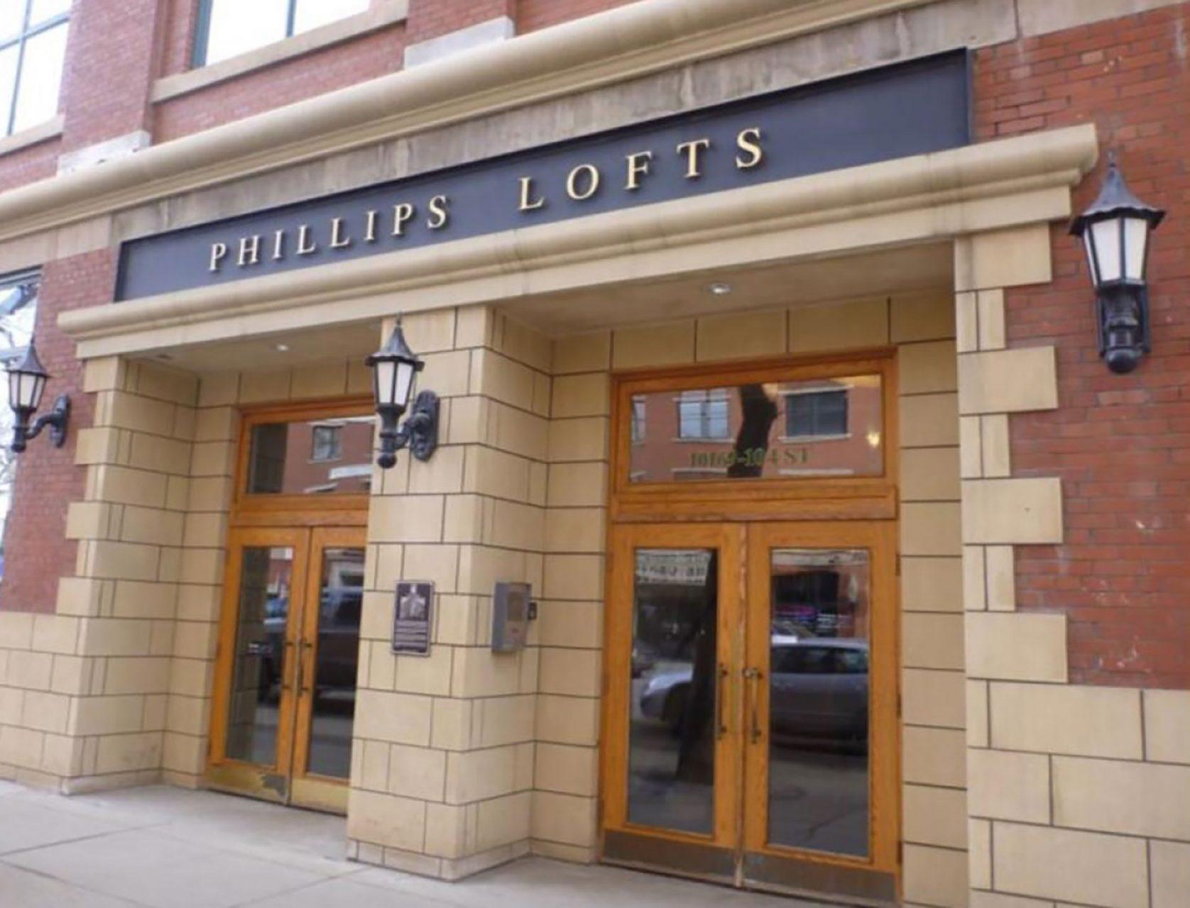 CS Management Inc. - Phillips Lofts Condominiums