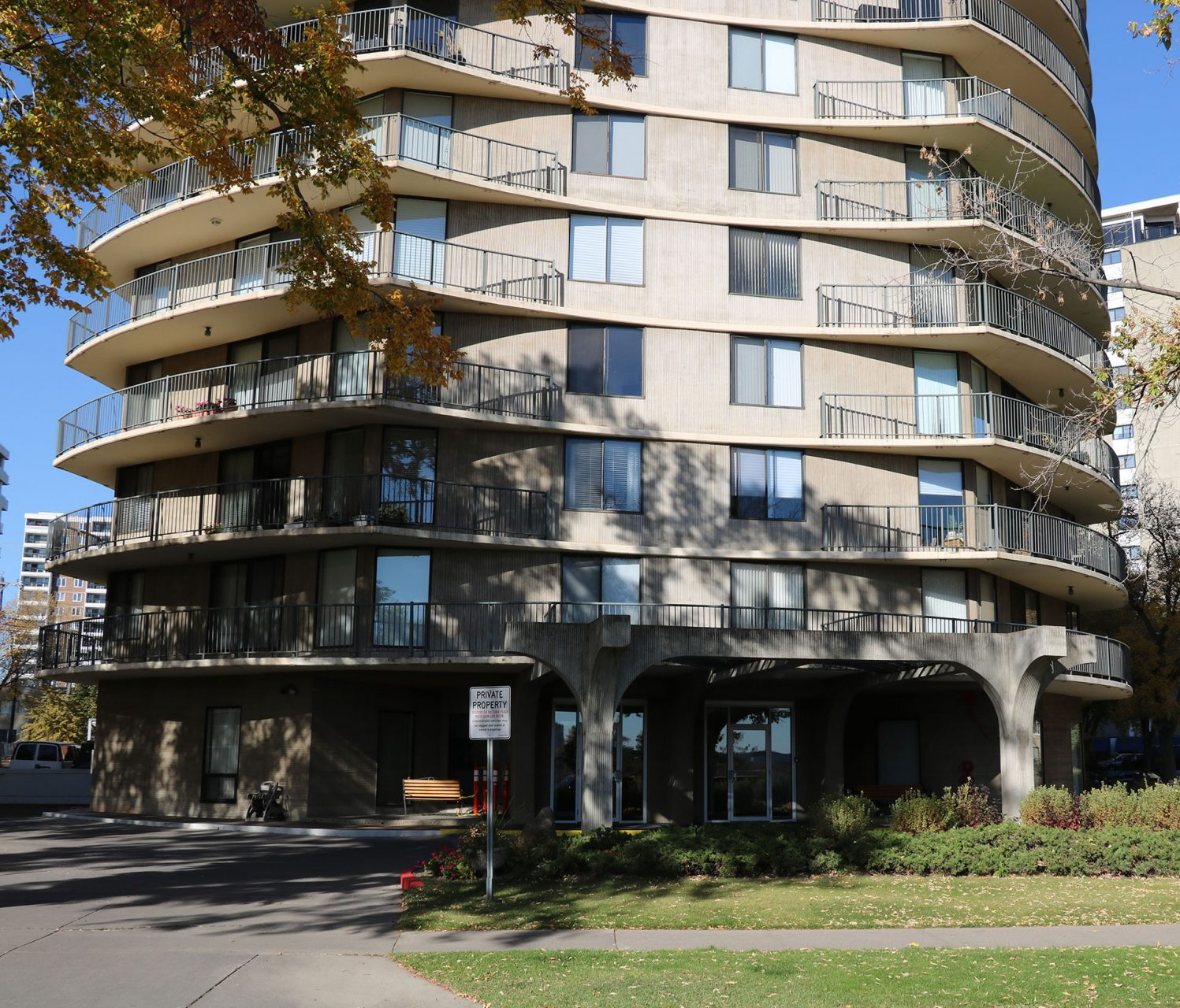 CS Management Inc. - Victoria Plaza Condominiums