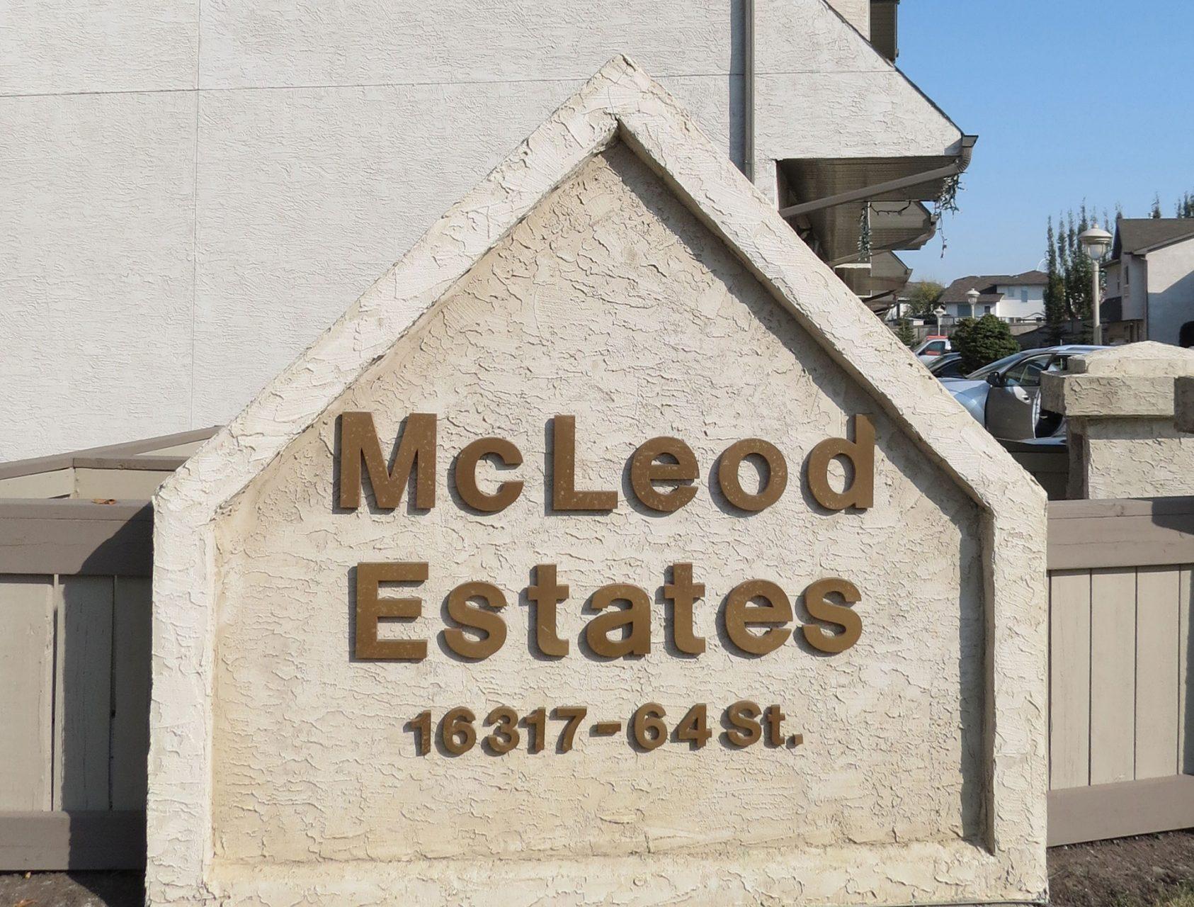 CS Management Inc. - McLeod Estates Condominiums