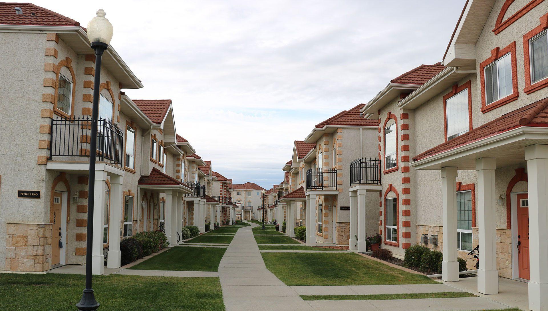 CS Management Inc. - Tuscan Village Condominiums