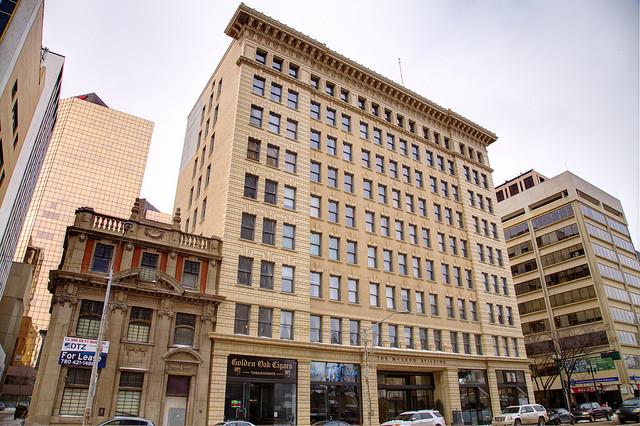 CS Management Inc. - McLeod Building Condominiums